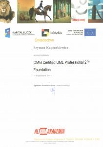 OMG Certified UML Professional 2 Foundation